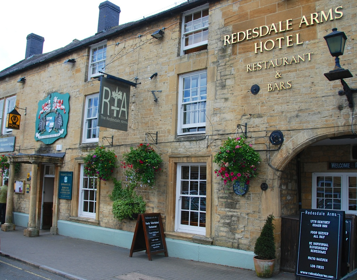 Redesdale Arms Hotel - Cotswolds