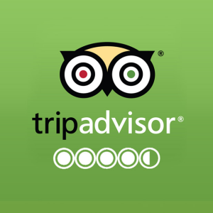 Tripadvisor rating logo